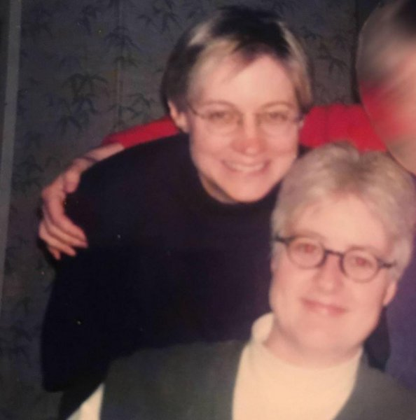 Helen Thornton (L) and Marge Brown were in a committed relationship from 1979 until Brown's death in 2006. File Photo courtesy of Lambda Legal