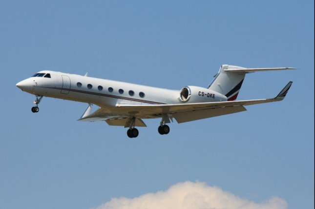 The State Department approved a request Tuesday to sell two Gulfstream 550 aircraft to Italy. Photo via Wikimedia Commons (CC BY-SA 3.0 DE)