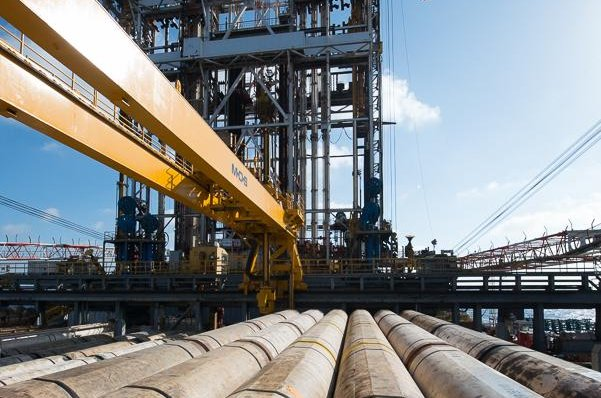 Energy companies strengthen hold on North Sea oil field Kraken, one of the few expected to gain momentum this year. Photo courtesy of Cairn Energy