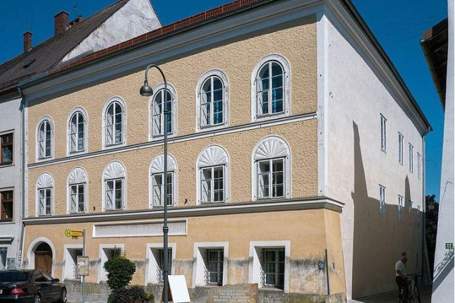 The house in Austria where Adolf Hitler was born in 1889 might be dramatically redesigned, to change its appearance and stop it from being a neo-Nazi shrine, Austria's interior minister said. Originally, Austrian Interior Minister Wolfgang Sobotka said the building would be torn down. Photo by Thomas Ledl/Wikimedia Commons