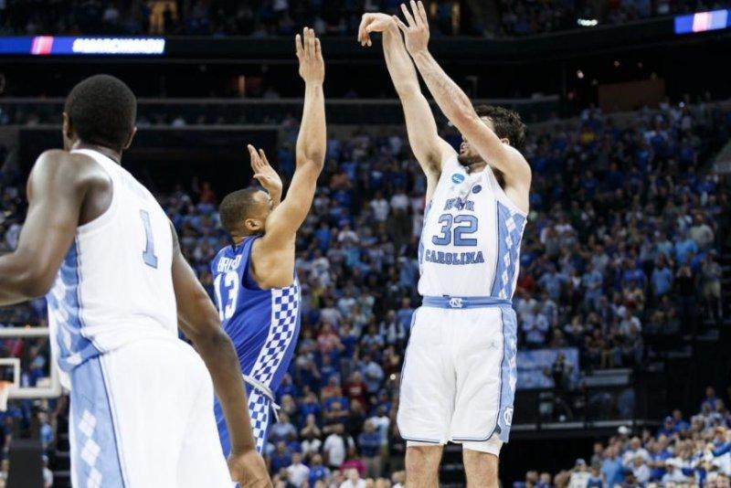 North Carolina's Luke Maye. (Carolina Basketball/Twitter)