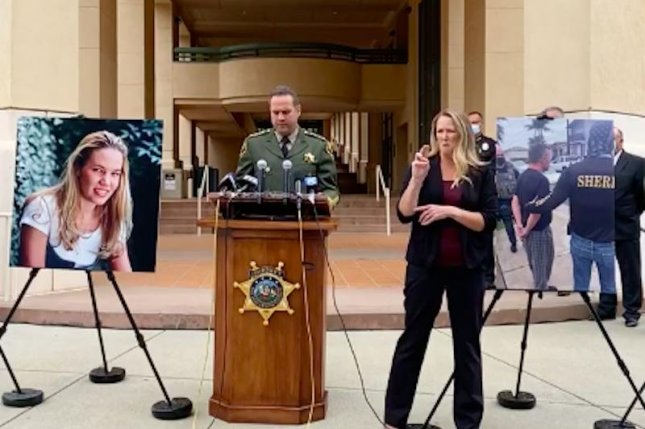 Paul Flores, 44, was arrested Tuesday for murder in the 1996 disappearance of Cal Poly University student Kristin Smart and his father Ruben Ricardo Flores, 80, was arrested under suspicion of being an accessory. Photo courtesy of the San Luis Obispo County Sheriff's Office