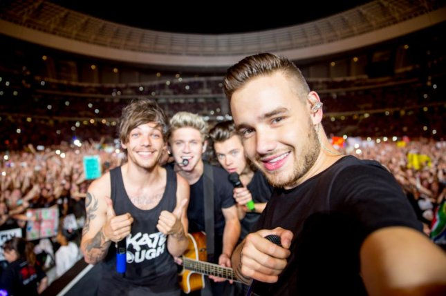 Image of One Direction, courtesy of CBS
