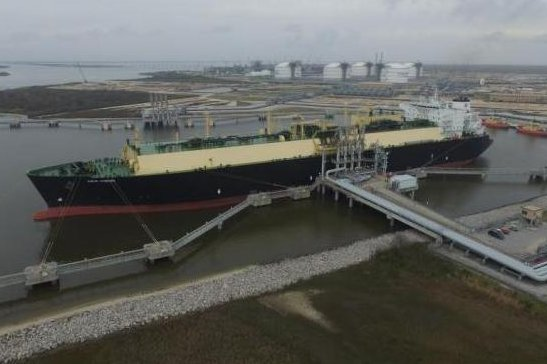 A Polish energy company signed a five-year agreement to get liquefied natural gas sent from a terminal in Louisiana. Photo courtesy of Cheniere Energy.