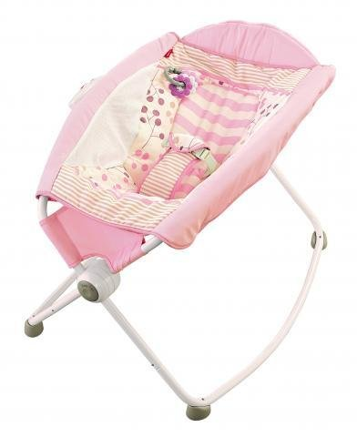 Fisher-Price said parents should only use the Rock 'n Play sleepers for infants 3 months old and younger. File Photo courtesy of Fisher-Price