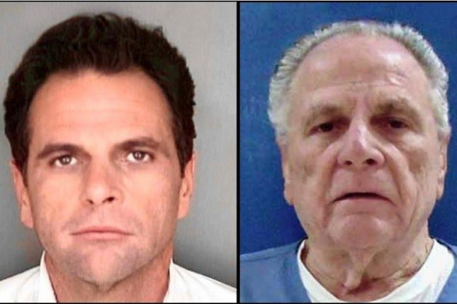 Richard DeLisi, shown here in 1989 and in 2020, was released from prison Tuesday after serving 31 years for nonviolent marijuana-related offenses. File Photo courtesy of Last Prisoner Project