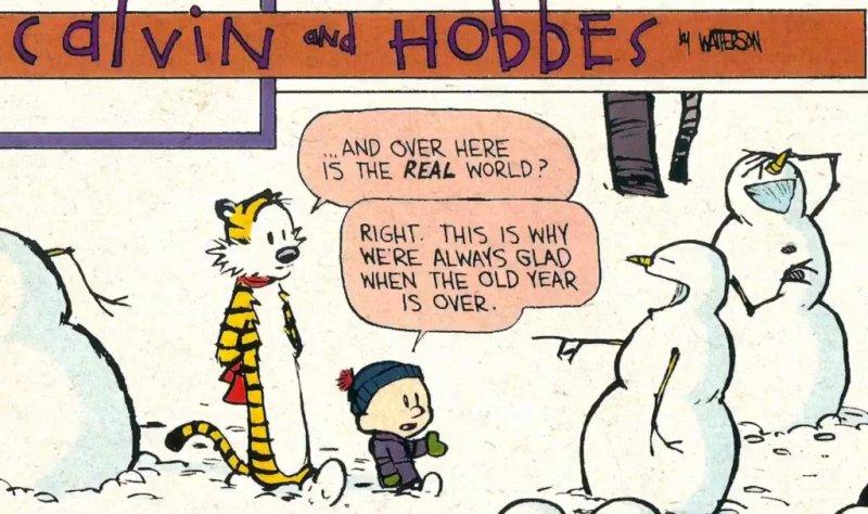 'Calvin and Hobbes' documentary premieres November 15 [VIDEO]