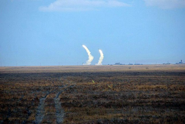 Ukraine launches military exercise near Crimea. Photo courtesy of Ukraine