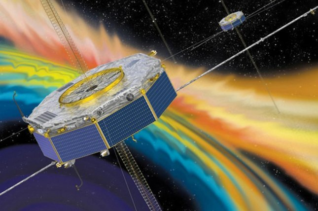 Researchers used the Magnetospheric Multi-Scale spacecraft's observations to detail the process behind the heading of solar wind particles. Photo by NASA