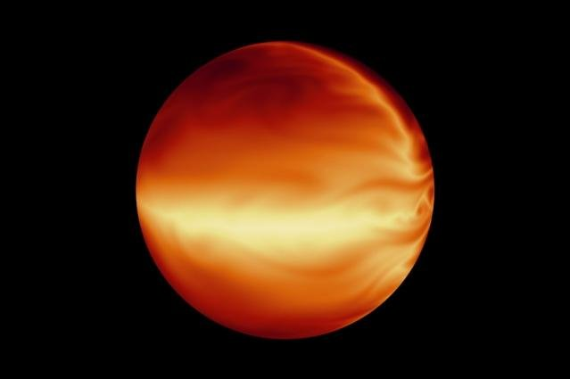 Researchers have found a hot Jupiter with an oddly-shaped comet-like orbit around its host star. Photo by NASA/JPL