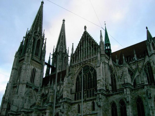 Decades of abuse of young choir boys was tolerated at the Regensberger Cathedral in Germany, an investigation revealed. File Photo by Odysseus277/Wikipedia