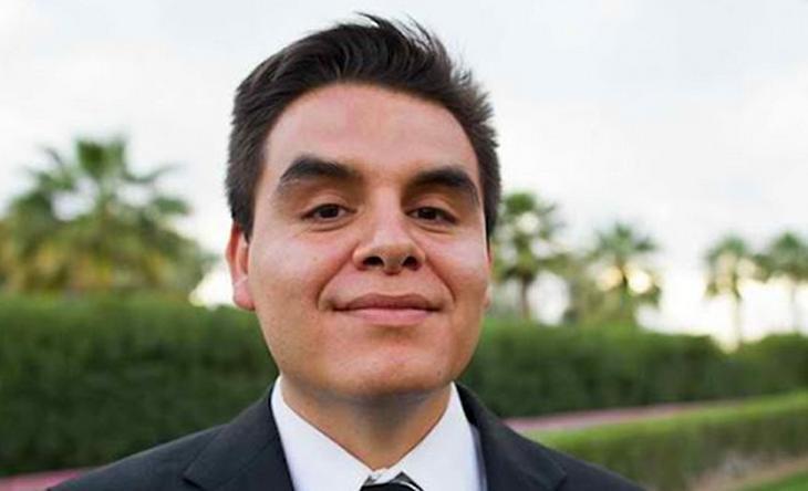 Arizona State Representative Juan Mendez (D-Tempe). (Photo credit Juan Mendez via Facebook)