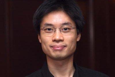 Po-Shen Loh, head coach of the winning U.S. International Math Olympiad team. Photo courtesy of Carnegie-Mellon University.