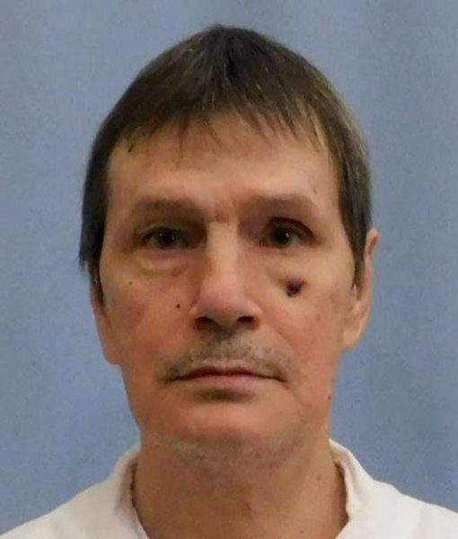 The Supreme Court lifted a temporary stay on the execution of Alabama inmate Doyle Lee Hamm as his lawyer claims his veins are too damaged by cancer and drug use to be executed by lethal injection. Photo courtesy Alabama Department of Corrections