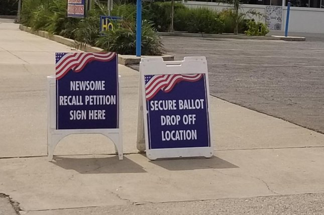 A cease and desist order sent to the California Republican Party said multiple illegal ballot drop boxes have been identified in at least three counties. Photo courtesy of California Secretary of State Alex Padilla