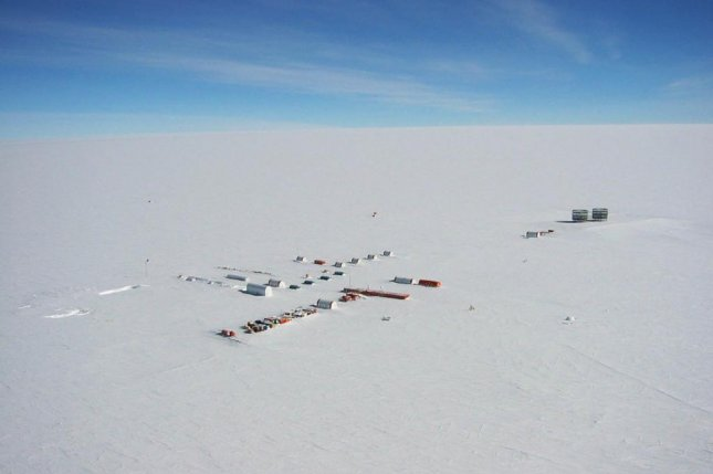 A group of European scientists are preparing for a fresh hunt for the world's oldest ice in East Antarctica. Photo by British Antarctic Survey
