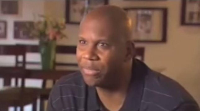 Kermit Washington has been arrested in a Homeland Security investigation. YouTube screenshot