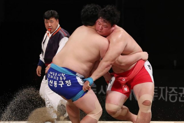 North, South Korea jointly earn heritage status for traditional wrestling