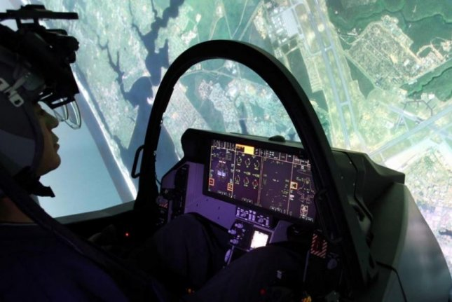 Rockwell Collins Simulation and Training Solutions received a $40.2 million contract for logistical support on E-8 training devices, the Defense Department said Monday. Photo courtesy of Collins Aerospace