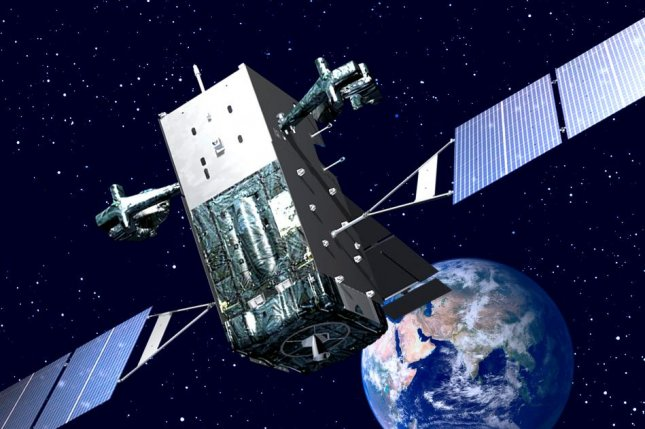 Lockheed Martin will continue to support the SBIRS system as the next-generation version -- the Overhead Persistent Infrared system -- is under development. Photo of SBIRS courtesy of Lockheed Martin