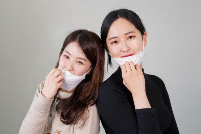 Kolmar Korea has released new products, which it says are not easily rubbed off by face masks. Photo courtesy of Kolmar Korea