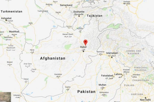 A gold mine collapse in the Kohestan district of Badakhshan province in Afghanistan killed at least 40 people Sunday, authorities said. Google Maps screenshot