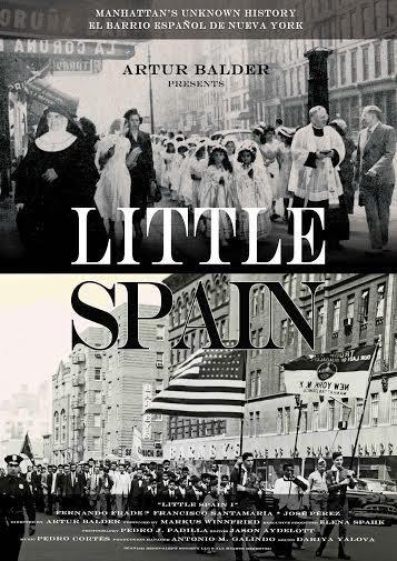 'Little Spain.' Photo courtesy Artur Balder