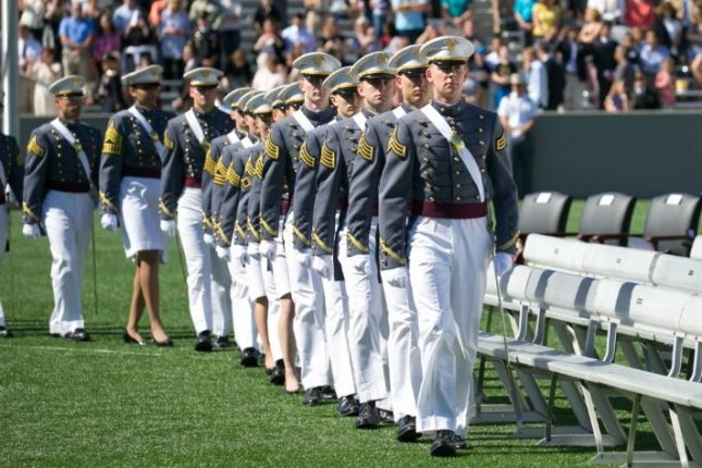 Plans for June 13 graduation ceremonies at the U.S. Military Academy at West Point, N.Y., were altered to prevent of the spread of the COVID-19 virus. Photo courtesy of U.S. Military Academy