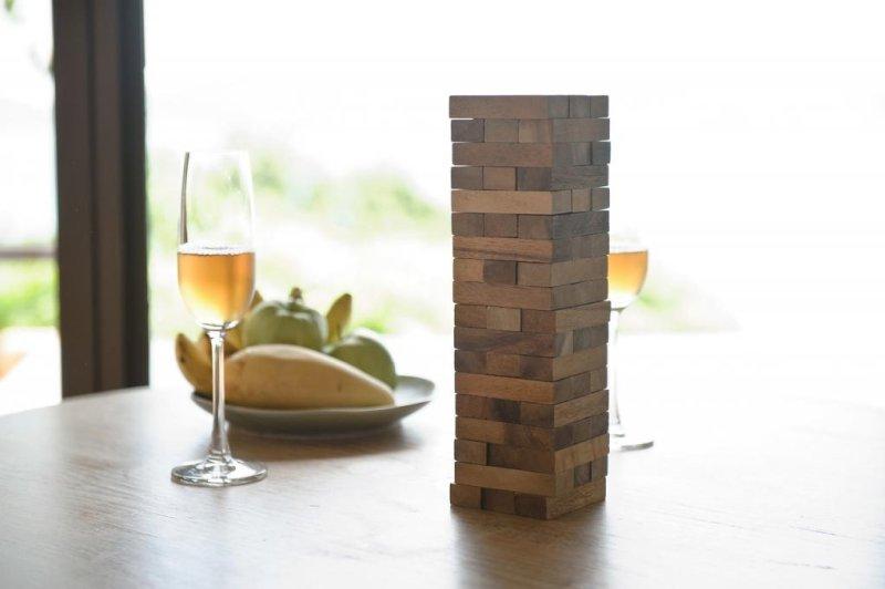 An Arizona man broke a Guinness World Record for stacking Jenga blocks. Photo by SookyungAn/Pixabay.com