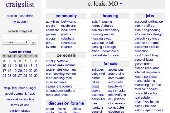 Women seeking men craigslist wv