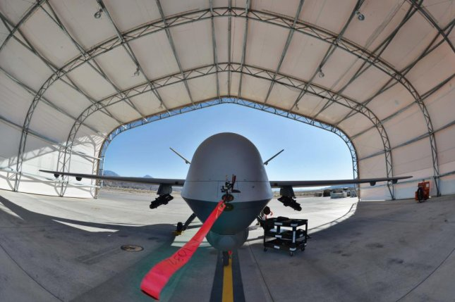 General Atomics Aeronautical Systems has been awarded a $9.6 million U.S. Missile Defense Agency contract to develop laser tracking systems for the MQ-9 Reaper. U.S. Air Force photo