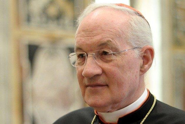 Canadian Cardinal Marc Ouellet on Sunday released a three-page letter the described claims by an archbishop who accused Pope Francis of covering up the sexual misconduct of a prominent American cardinal as blasphemous and political frame job. Photo courtesy of Vatican Media