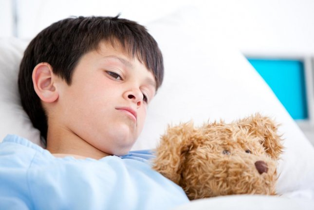 Although anybody can get scarlet fever, it most often affects children between the ages of 5 and 12. Photo by wavebreakmedia/Shutterstock