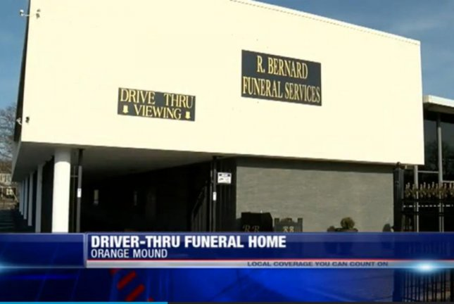 Memphis funeral home offers drive-through viewings