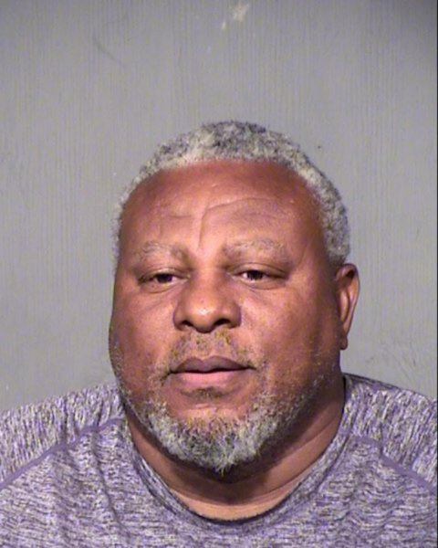Former Cleveland Indians slugger Albert Belle. Photo courtesy of the Maricopa County Sheriff's Office.