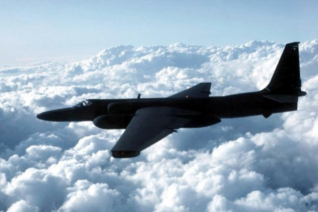 Raytheon has been supplying the Advanced Syntheic Aperture Radar System for the Dragon Lady U-2 aircraft since the early 1980s. Photo courtesy of the U.S. Air Force