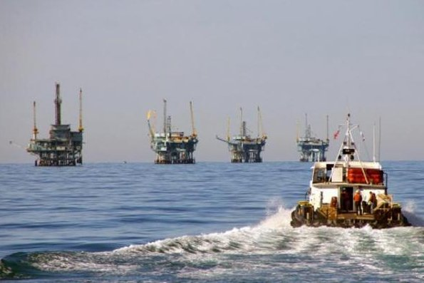 Critics of Trump-era energy policies suggest the need to express alarm over offshore work early, while the industry says the untapped reserves are vast. Photo courtesy of the U.S. Department of the Interior