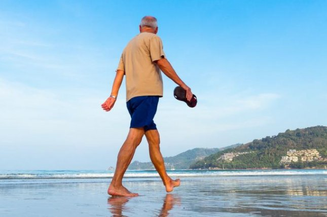 No-sweat exercise may prolong life for the elderly, reveals study