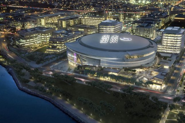 Chase Center opens Sept. 3 in San Francisco. The 18,064-seat arena will serve as the new home for the NBA's Golden State Warriors, who are moving from Oakland after a 47-year stay at Oracle Arena. Photo courtesy of Golden State Warriors/Chase Center