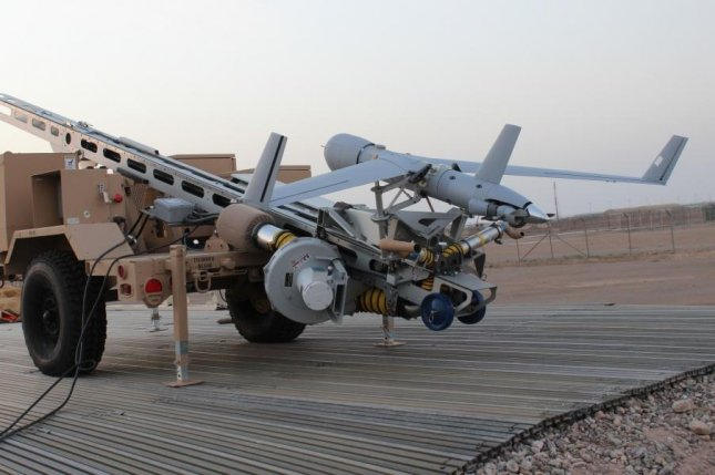 Insitu to support Navy's ScanEagle UAV system