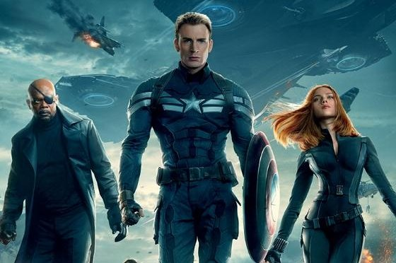 Captain America: The Winter Soldier. (Marvel)