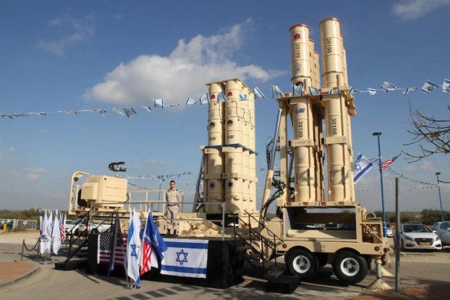 Arrow-3, a higher altitude ballistic missile interceptor is now operational with Israeli military forces. Photo courtesy Israel Aerospace Industries