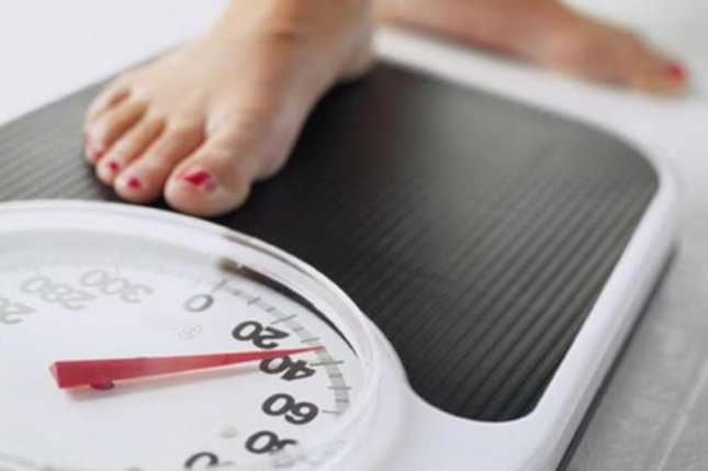 Losing just 5 percent of your weight has an impact on blood sugar levels.Photo courtesy of HealthDay News