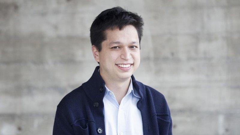 Pinterest CEO Ben Silbermann. (Pinterest/Flickr)