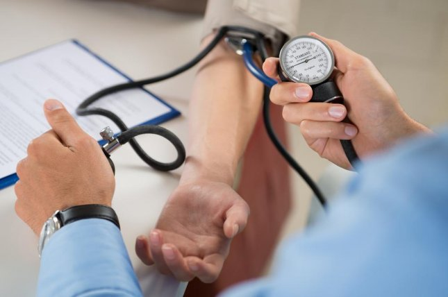 A large study of genetic data shows that a predisposition to high blood pressure lowers the risk of developing Alzheimer's. Photo: Rido/Shutterstock