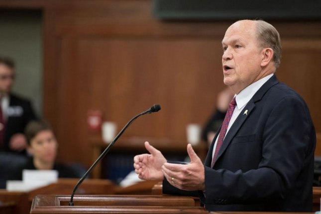 With U.S.-Chinese trade tensions easing, Alaska Gov. Bill Walker says his trade mission to China is well timed. Photo courtesy of the office of Gov. Bill Walker