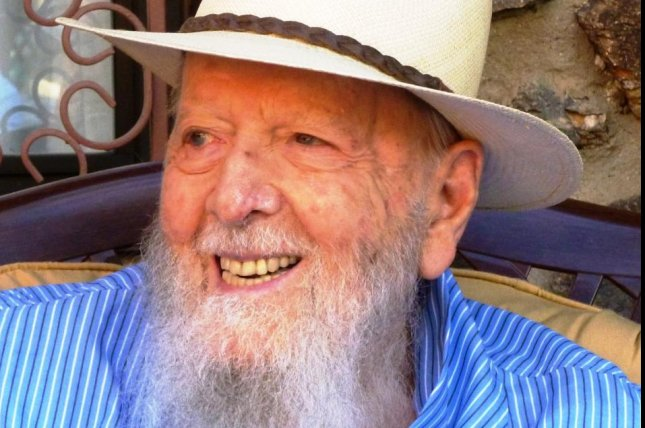 Novelist and occasional screenwriter Herman Wouk has died at the age of 103. Photo courtesy of Wikimedia Commons