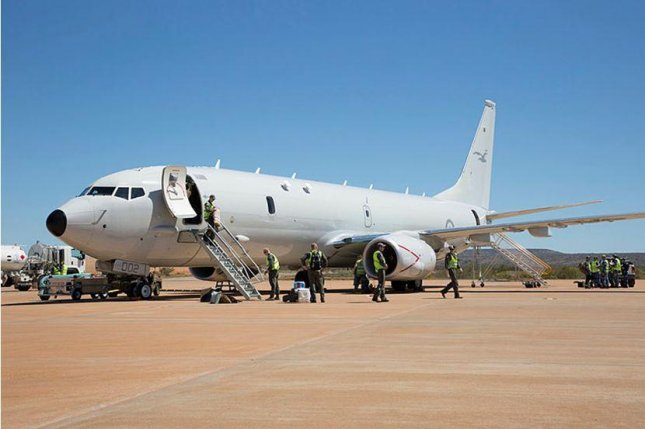 An Australian P-8A Poseidon aircraft was deployed to Japan, the Australian Defense Ministry said on Friday, for involvement in enforcement of sanctions against North Korea. Photo by Cpl. Craig Barrett/Australian Defense Ministry/UPI