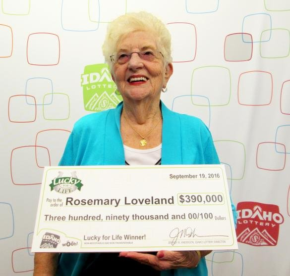 Look: Idaho Lottery winner played same numbers since 1989 - UPI com