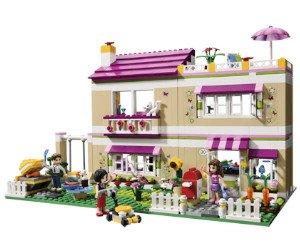 Olivia's House by Lego. (friends.lego.com)